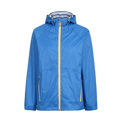 Womens carina jacket 8519 cobalt citron