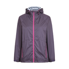 Womens carina jacket 8519 aubergine rose