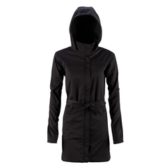 SNOWGUM Lordelo WindTEC Soft Shell Long Line Jacket Womens