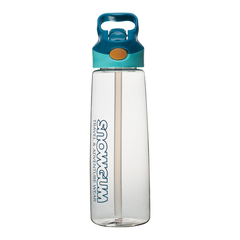 SNOWGUM 750ml BPA Free Flip Top Bottle